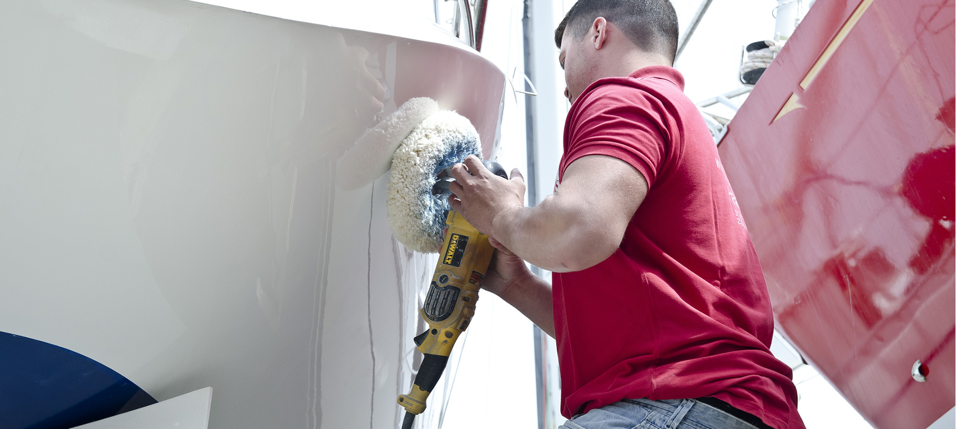 Boat Maintenance - Our primary aim is the well being of your boat