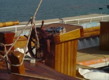 basimakopoulos shipyard in Greece